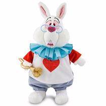 Disney Store Peluche Conejo Blanco Alicia En El Pais 2016