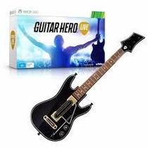 Guitar Hero Live 360 Y Ps3 Envio Gratis.