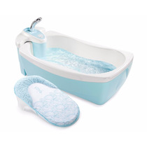 Bañera Baño Bebe 3 In 1 Summer Infant De Lujo Regadera