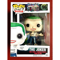 Envio Inmediato Funko Pop Suicide Squad The Joker Guason 96