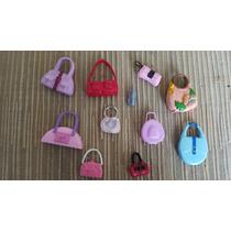 Barbie Accesorios Bolsos Lote Completo My Scene