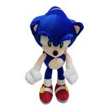 Peluche Sonic Excelente Calidad Bordado
