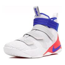 9133c753 Nba Nike Tenis Lebron James Soldier 11 Soldier Xl Sfg Mod75 en venta ...