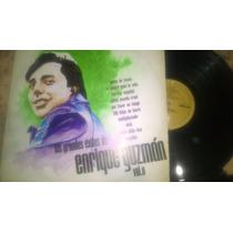 Enrique Guzman Lp Los Grandes Éxitos Vol. 2