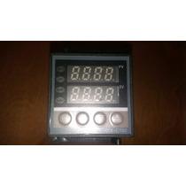 Pirómetro Digital Control De Temperatura Pid Rex-c100 Relay