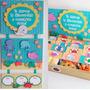 Mini Candybar Recuerditos Hospital Recien Nacido Babyshower