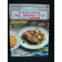 Colección Tesoros De La Cocina: Cocina Al Minuto.