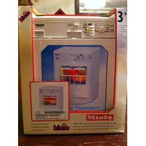 Lavavajillas De Juguete Electronico Pequeño, Refrigerador