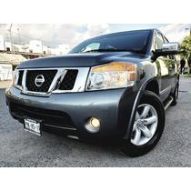 Nissan Armada 5.6 Advance Qc 2013 Autos Puebla