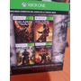 Gears 1, 2, 3 Y Junment Para Xbox One O 360 Completos.