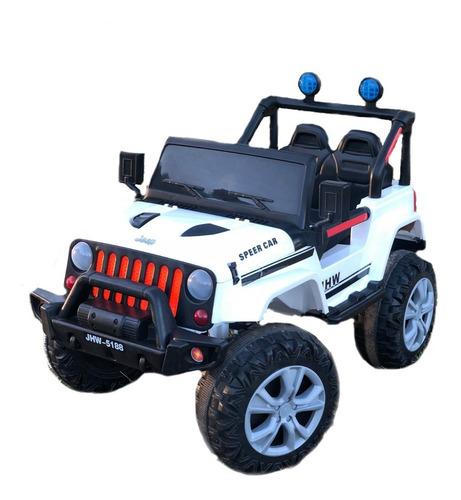 Jeep 4x4 Electrico C Control Remoto Contado En Venta En Culiacan