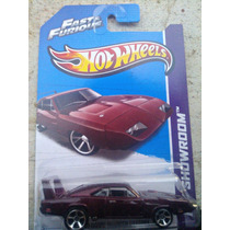 Hot Wheels Fast And Furious Rápido Y Furioso Claritoys