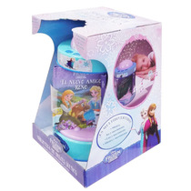 Carrusel Musical Disney Frozen Coleccion De 5 Cuentos