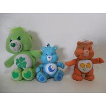 Lote 3 Muñecos Ositos Cariñositos Care Bear C873