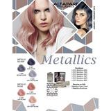Alfaparf Tinte Metalicos Rose 7ms Medium Blonde