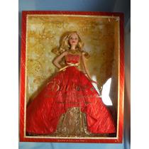 Barbie Holiday 2014 Felices Fiestas Collector