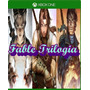 Fable 1, 2, 3 Xbox One