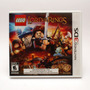 Lego The Lord Of The Rings Para Nintendo 3ds
