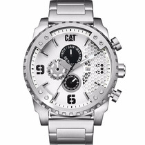 Cat Watches Grid 52mm Acero Grande Sc14911221 Diego:vez