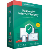 Antivirus Kaspersky Internet Security 3 Pc Original Regalos