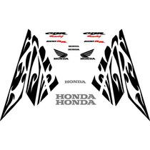 Kit De Calcomanias Para Honda Cbr 600rr Edicion Halloween