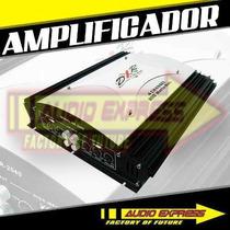 Amplificador 4 Canales 800w Dxr010406