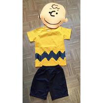 Disfraz Charlie Brown