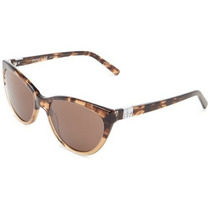 Gafas Dkny 0dy4095 Cat Eye Sunglasses Marrón Habana