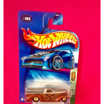 Hot Wheels Camioneta Treasure Hunts