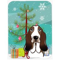Árbol De Navidad Y Afloramiento De Cristal Tabla De Cortar