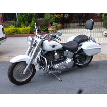 Harley Davidson Fat Boy Softail 1450cc 2004 Hermosa¡¡ Veala¡