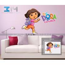Dora-i 02 Vinilo Decorativo Dora La Exploradora, Calcomanía