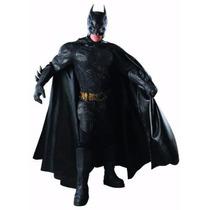 Disfraz Batman Dark Knight Adulto Edicion Especial Importado