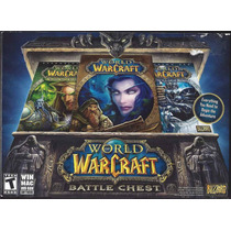 World Of Warcraft Battle Chest - (obsoleto)- Pc