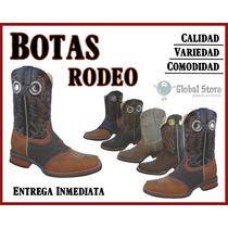 Botas Rodeo