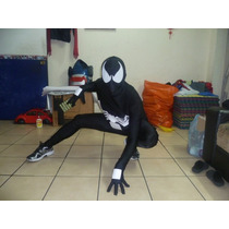 Disfraz Spiderman Symbiote Profesional Cosplay Anime