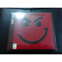 Bon Jovi - Have A Nice Day 2005 [cd+dvd]