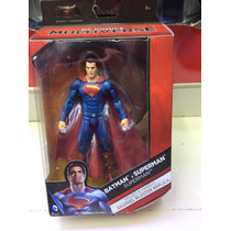 Figura De Superman Dc Comics Batman Vs Supermán
