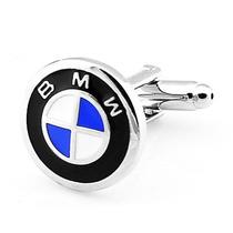 Mancuernillas Bmw Logo Automovil Acero Inoxidable Gemelos