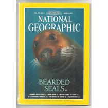 Revista National Geographic (inglés) Marzo 1997