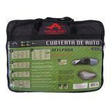 Funda Cubierta De Auto Lona De Aluminio Afelpada Medium