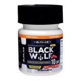 Black Wolf Vigorizante Potencia Física Y Sexual 10 Caps