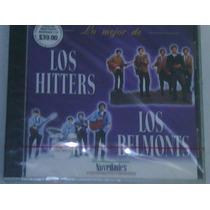 Rock Mexicano Cd De Los Hitters Y Los Belmonts Lo Mejor 2000