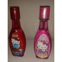 Shampoo 2 En 1 Hello Kitty! 2 Modelos Diferentes! Fiesta