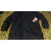 Chamarra-abrigo Basic Editions Chico