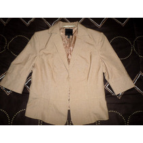 Blazer Twenty One.the Limited Talla Ch,med, L