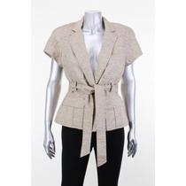 Envío Gratis Abrigo Jacket Blazer Saco Anne Klein 6