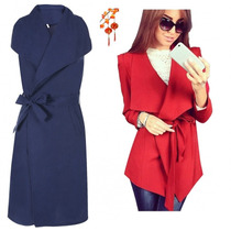 Moda Japonesa Asia Japon Abrigo Saco Blazer Chamarra Oficina