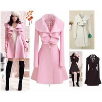 Moda Japonesa Oriental Asiati Abrigo Saco Blazer Envio Dhl