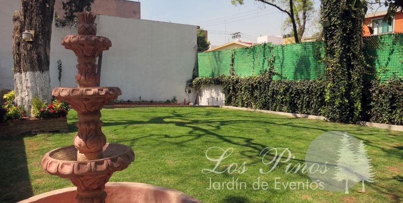 Jardines para fiestas en ecatepec de morelos estado de for Jardin eventos df